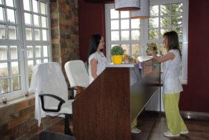 Gasztroenterológia, belgyógyászat recepció